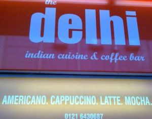 Delhi COffee Shop